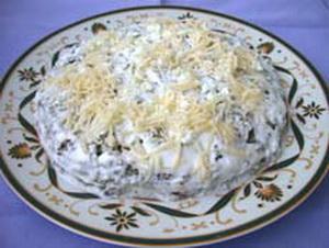 салат из легких и сердца рецепт